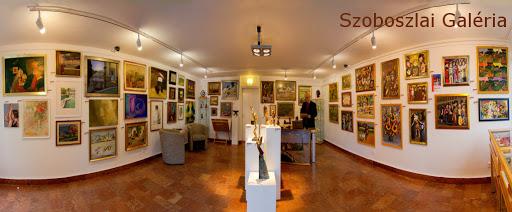 Szoboszlai Galéria - Szolnok