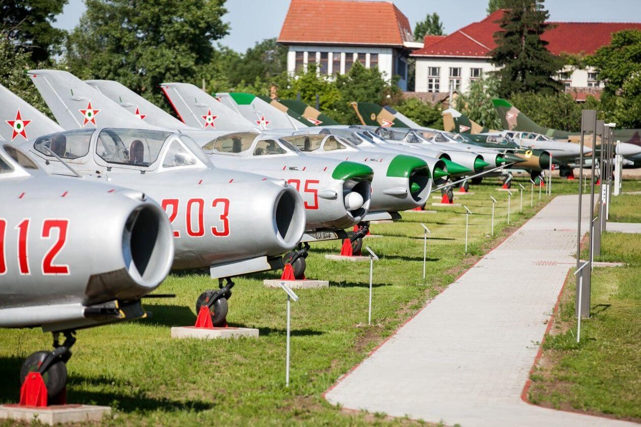 REPTÁR, Szolnoki Repülőmúzeum