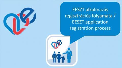 Tájékoztató az EESZT alkalmazás használatáról